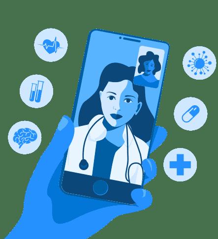 Online Health Treatment