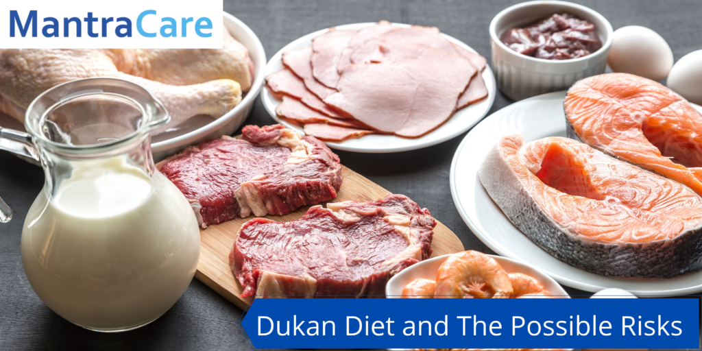Dukan Diet and The Possible Risks