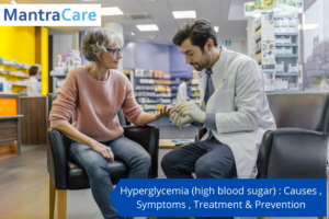 Hyperglycemia (high blood sugar) _ Causes , Symptoms , Treatment & Prevention
