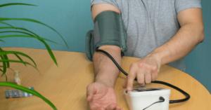 Symptoms of hypertension