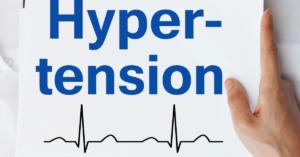 Types of hypertension