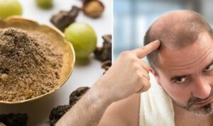Amla Powder for Hair Soothing and Detoxifying