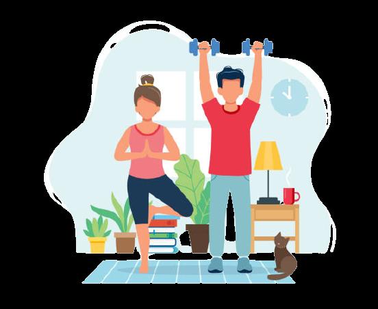weekly Fitness Challenge