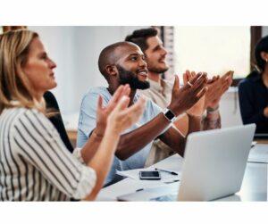Acknowledging Peers-social-wellness-activities