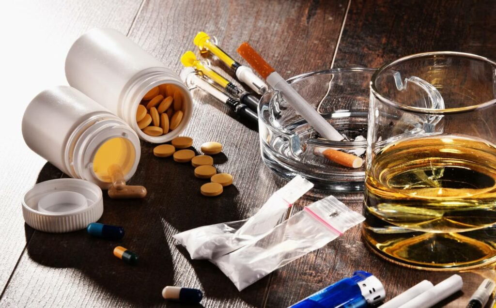 Alcoholism or Drug Abuse
