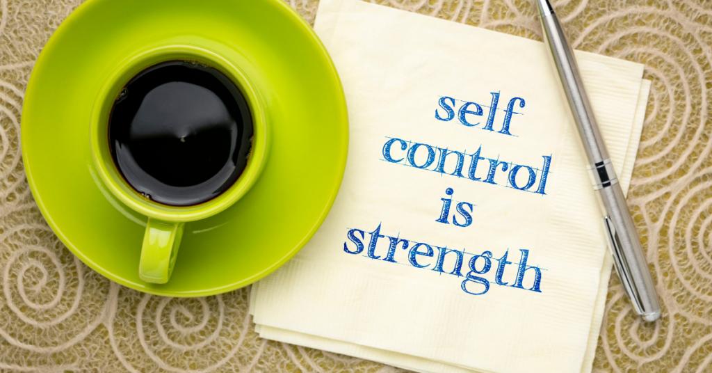 Benefits of Self-Control