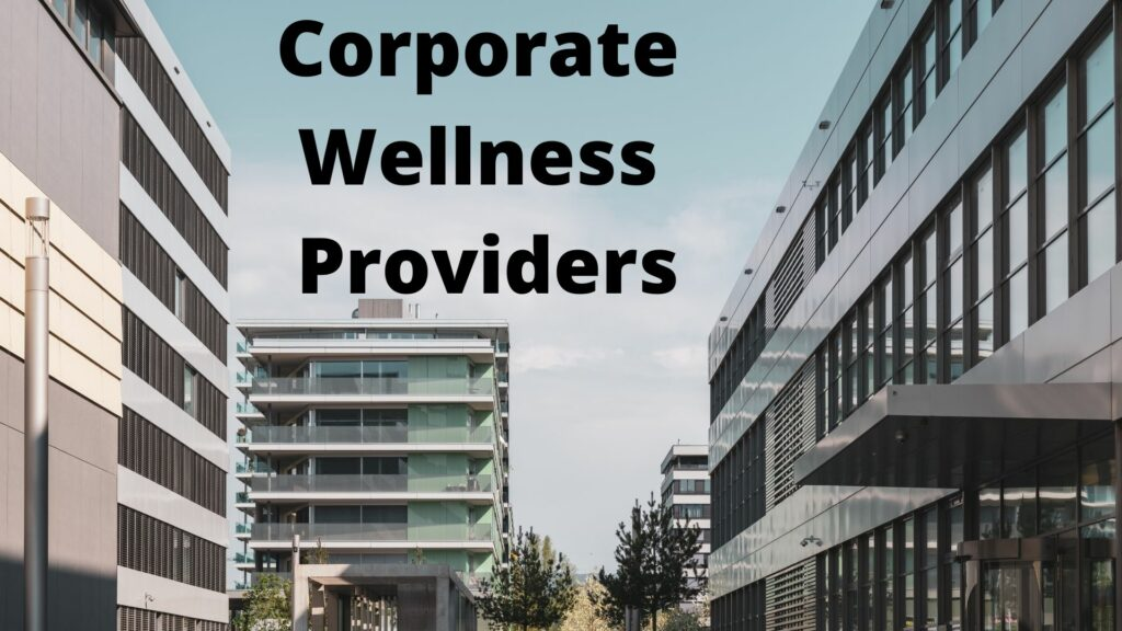 Corporate Wellness Providers