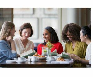 Forming a Book Club-social-wellness-activities