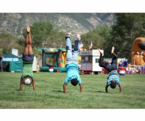 Having Impromptu Contests- social-wellness-activities