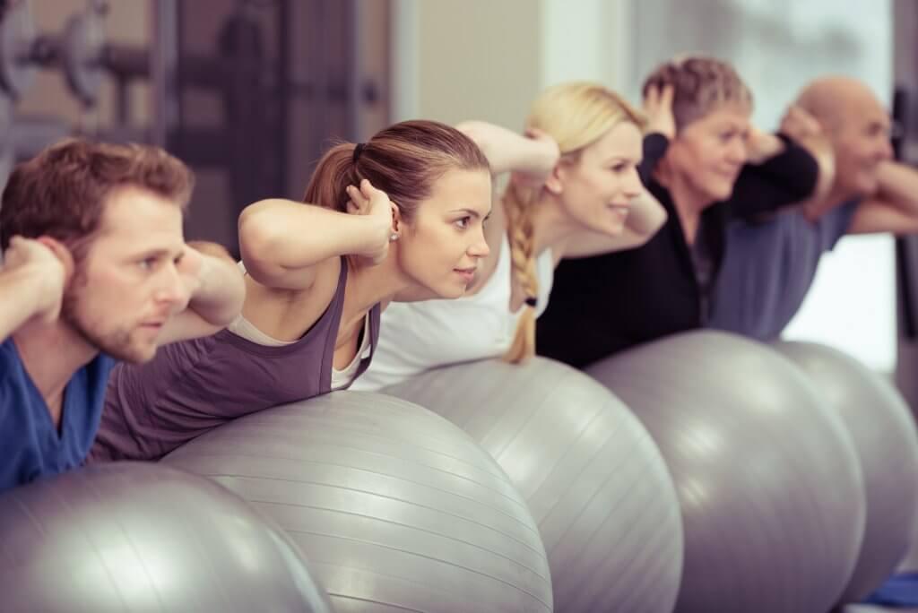 Organizing Aerobic Exercises