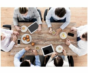 Organizing Team Lunches-social-wellness-activities
