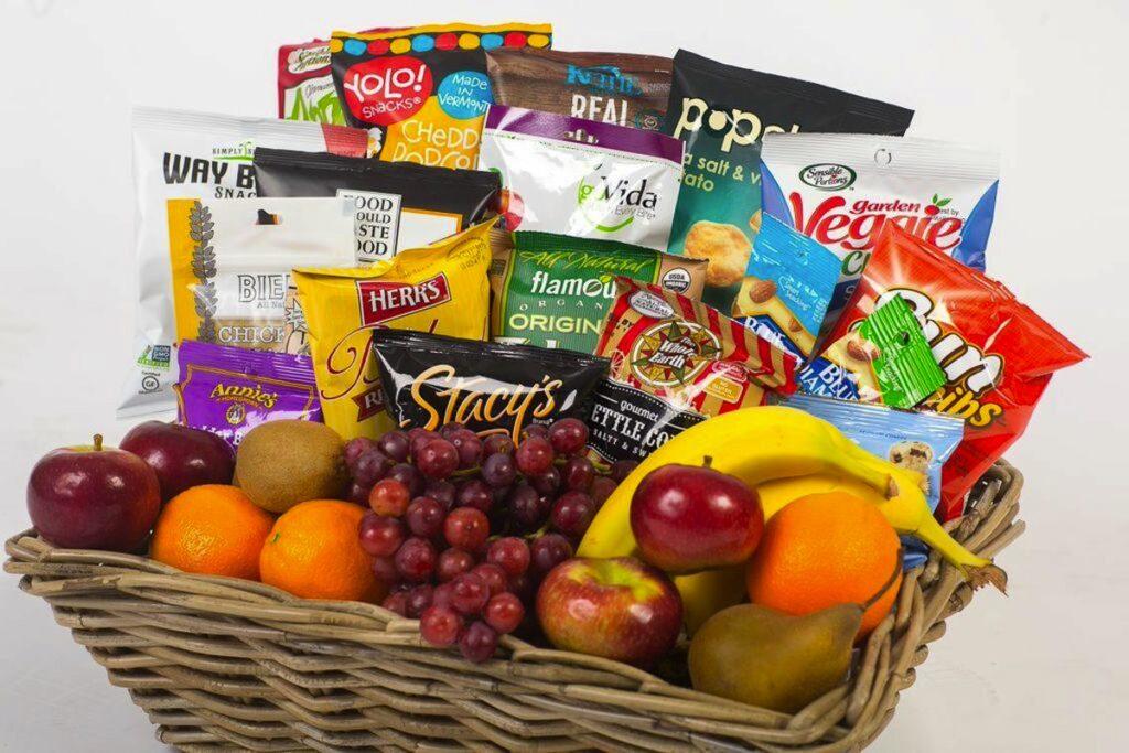 Providing Healthy Snacks