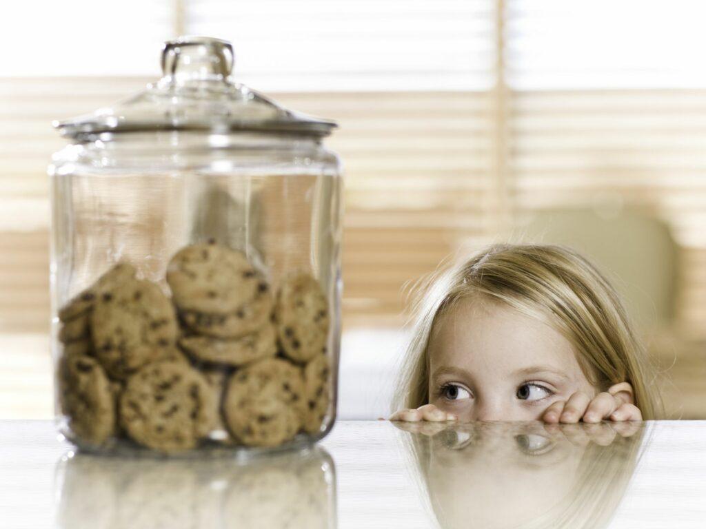 Self-Control Handles Temptation