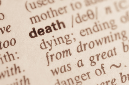 Symptoms of Death Anxiety